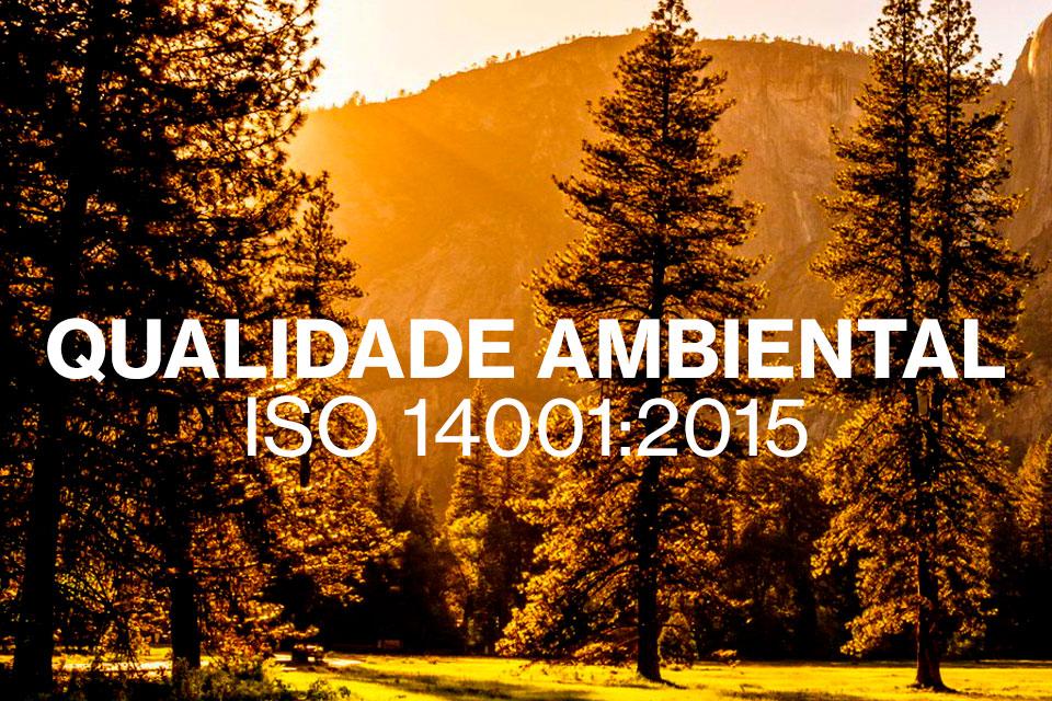 ISO 14001 – Nuestro compromiso es el Ambiente