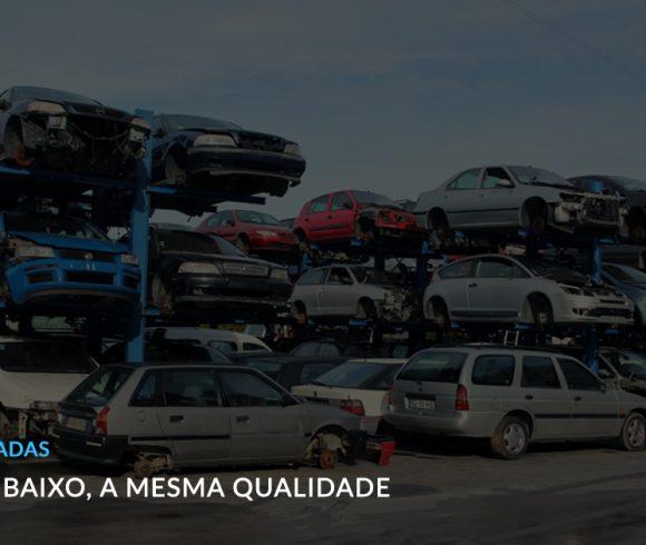 Peças Automóveis – Preço mais baixo, a mesma qualidade